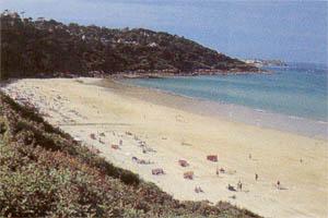 Beaches St Ives Lands End Sennen Cove Whitesand Bay