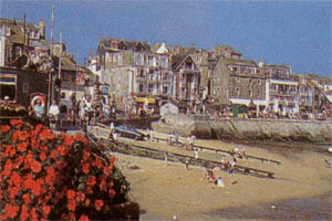 Town Beach - St Ives - Cornwall