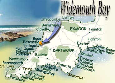Widemouth Holiday Home