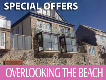 Hideaway & 1 Seawall Court - Self Catering