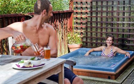Portreath Gwel an Mor Luxury 5 Star Resort - Scandanavian ...