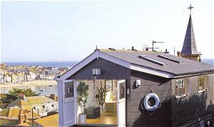 The Anchor Loft - St Ives - Self Catering