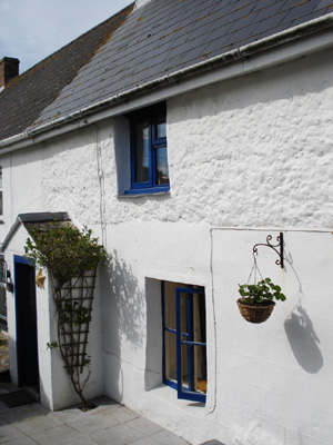 Arcot Cottage     Cubert Nr Newquay     Self Catering