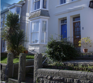 Self catering in st ives cornwall atlantic terrace for 3 porthminster terrace st ives