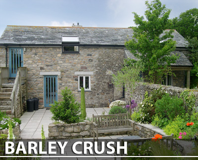 Barley Crush - Self Catering