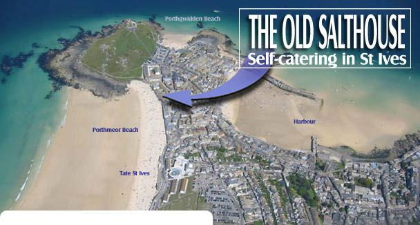The Old Salthouse - Self Catering