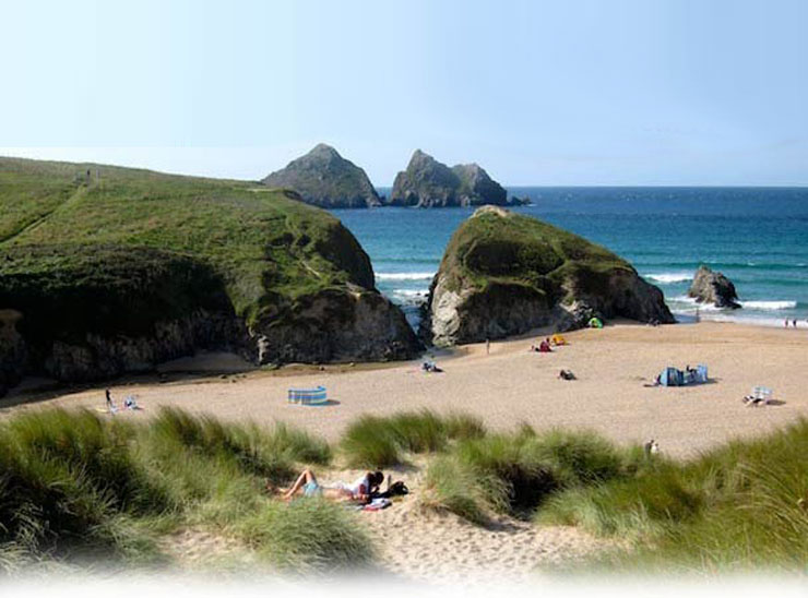 Self Catering Holidays In Holywell Bay Newquay Old