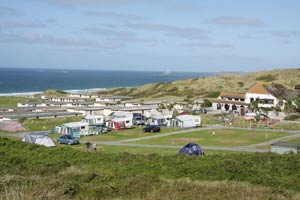 Beachside Holiday Park - Self catering + Camping + Touring + Holiday Park