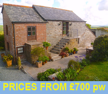 Benbole Farm     St Teath, nr Port Isaac     Self catering
