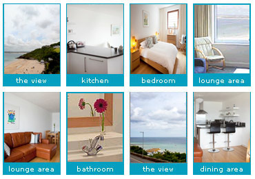 Blue View Apartment - Self Catering