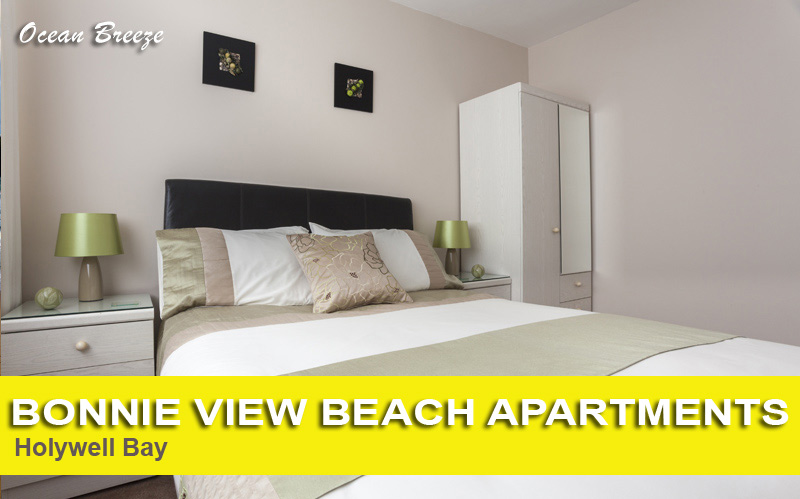 Holywell Bay Holiday Apartments Nr Newquay Bonnie View