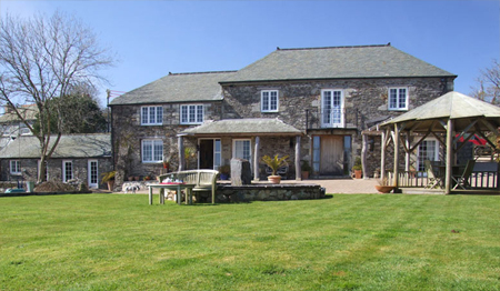 Boslinney Barn B&B - Bed & Breakfast