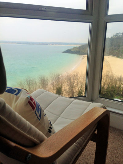 St Ives Guest House With Sea Views Carlyon Guest House B Amp B