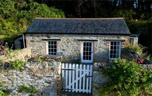 Carnkief Sty     Perranporth     Self Catering