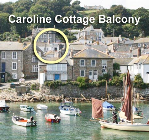 Caroline Cottage - Self catering