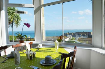 Channings     St Ives     Hotel + Bed & Breakfast