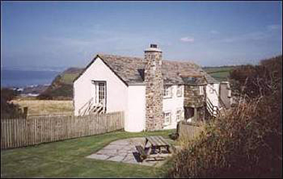 Churchtown Cottages     Crackington Haven     Self Catering