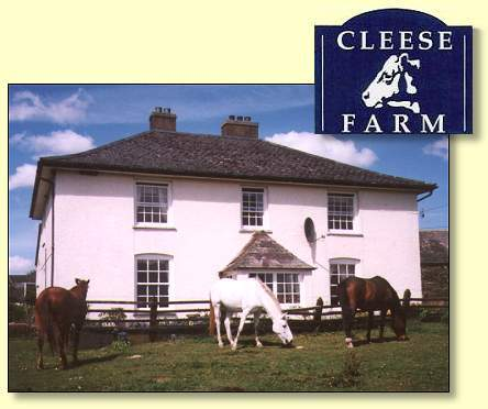 Cleese Farm     Looe     Bed & Breakfast