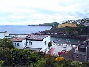 Coastguard Cottages     Mevagissey     Self Catering