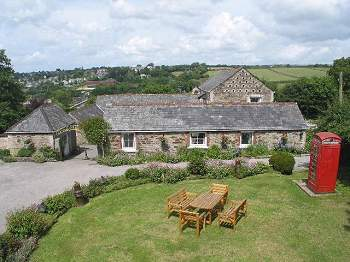 Coldharbour Farm - Self Catering