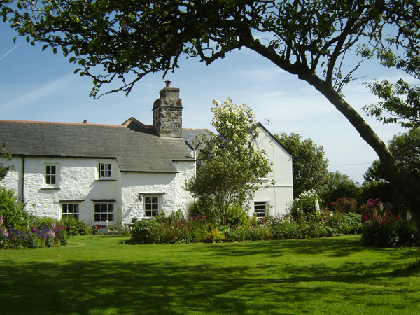 Colvennor Farmhouse  - Self catering