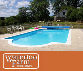 Waterloo Farm Holidays     North Petherwin     Self Catering