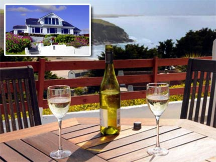 Carne Crest - Cornish Retreat     Mawgan Porth     Self catering