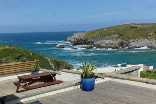 Cornish Seaview Cottages - Self Catering