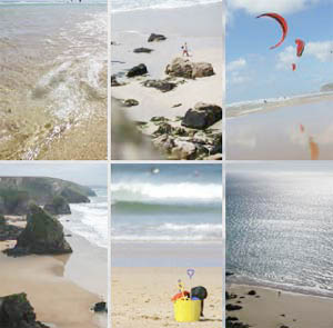 Cornish Seaview Cottages - 2 - Self Catering