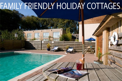 Country View Cottages - Self catering + Camping