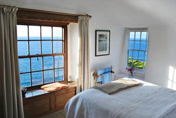 Romantic Bed And Breakfast Overlooking The Sea Cove