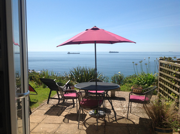 Tideswell @ Coverack Headland - Self catering