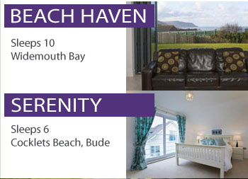 Beach Haven & Serenity - Self Catering