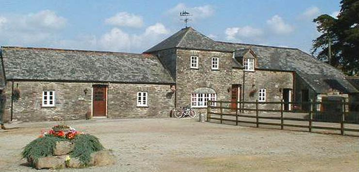Holiday Cottages In The Tamar Valley Cornwall Deer Park Farm