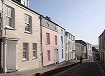 Padstow Breaks - Duke House Apartments & Castle Nedd Cottage     Padstow     Self Catering
