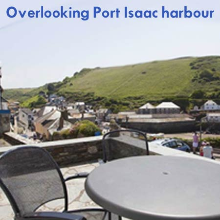 Eastcliffe     Port Isaac     Self Catering