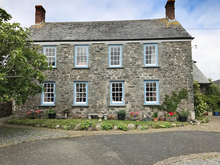 Eden House - St Keverne - Bed & Breakfast