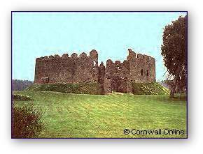 Cornwall Hetitage Restormel Castle Cornwall Online
