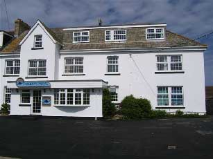 Fairbank Hotel and Curlews Holiday Cottage     Newquay     Self catering + Bed & Breakfast + Hotel