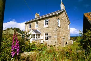 Treeve Moor House - Bed & Breakfast