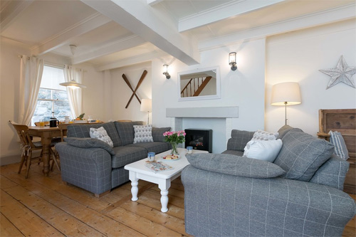 The Wreck - Fishermans Cottage - Self Catering