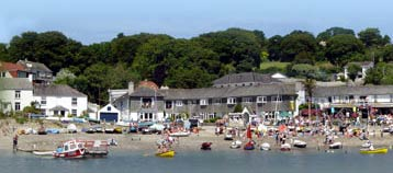 Helford Passage Flat 15D - Self Catering