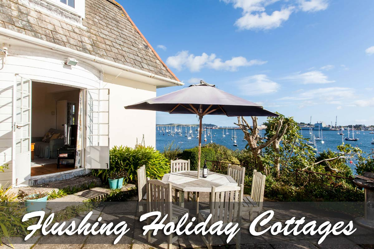 Stupendous Flushing Holiday Cottages Self Catering Holidays In Flushing Interior Design Ideas Inesswwsoteloinfo