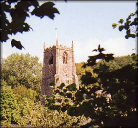 St Neot Church