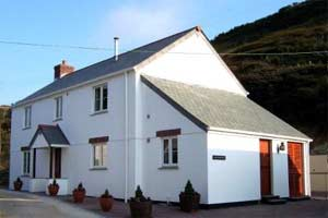 Gaverne Holidays - Self Catering