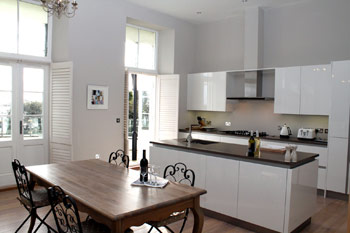 Falmouth Self Catering Ground Floor Holiday Apartment