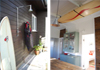 Hawaiian Cornish Beach Chalet - Self catering