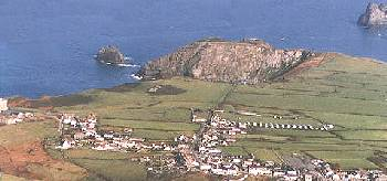 Headland Caravan and Camping Park     Tintagel     Camping + Caravans + Tourers+ Self catering static caravan