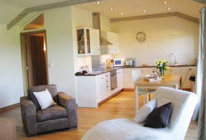 Cornish Barn Holidays - Higher Grenna Farm - Self Catering