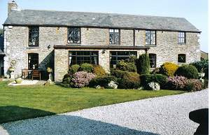 The Nook at Higher Kestle Barn - Self catering